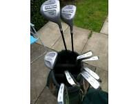DUNLOP star GOLF CLUBS FOR SALE