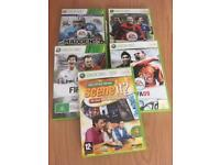 Xbox 360 games - £3 the lot