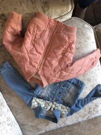 Primark jackets
