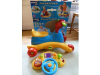 VTech 3-in-1 Grow and Go Ride-on Toy