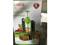 Unused Tower vertical spiralizer