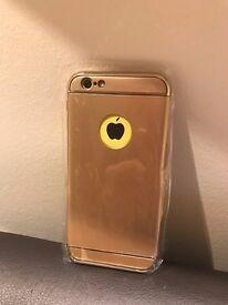 Iphone 6s Gold Case (NEW) BONUS OFFER