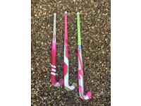 Girls Hockey Sticks!! £5 each