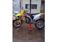 2009 rmz 250 (not cr crf yz yzf kx kxf ktm sxf)