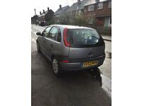 Quick sale of Vauxhall Corsa