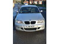 BMW 1 series 120d msport fsh