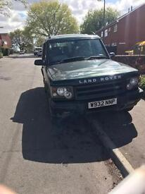 Land Rover discovery 2 td5 es auto