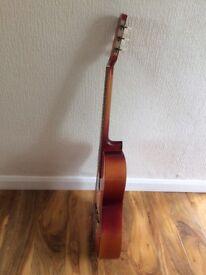 Vintage guitar made in GDR
