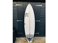 Lost Libtech Short Round Surfboard 6'2