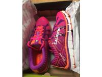 Salming running trainers size 5