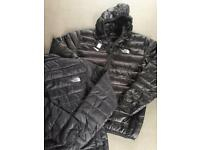 North face bombers £40