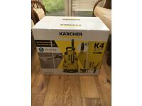 K4 KARCHER pressure washer full control brand new unwanted gift