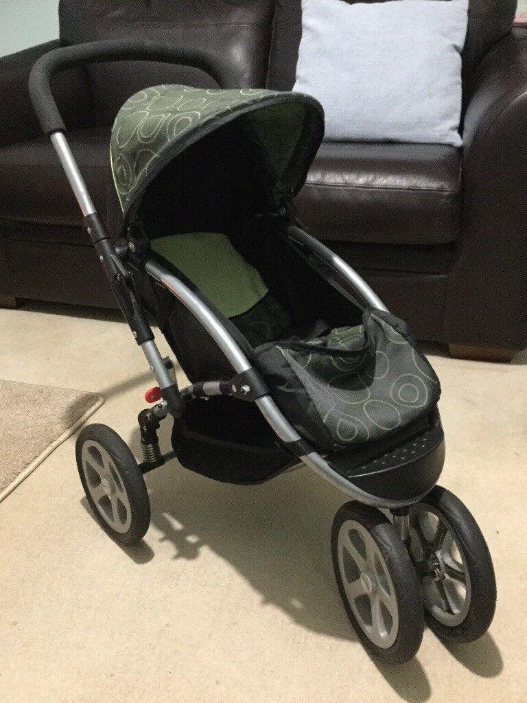 Silver Cross dolls pushchair/ stroller