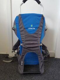 Baby / toddler little life backpack