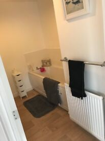 Double bedroom in Haddington with own use of large bathroom