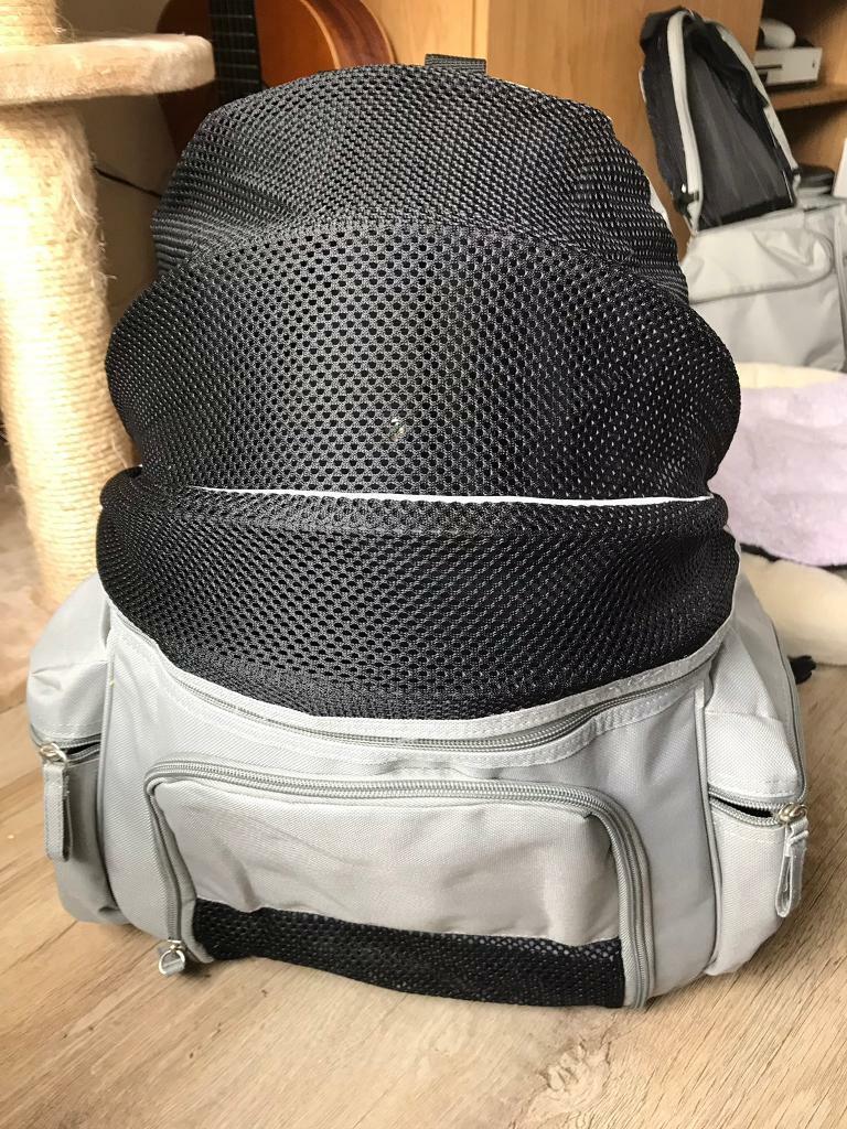 3f677a8186f Sightseer backpack pet carrier