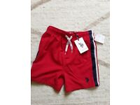 Brand new with tags boys toddler clothes summer shorts 5-6 years