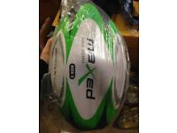 Maxed official rugby ball