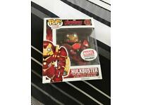 Hulkbuster funko limited edition