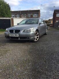 BMW e60 530d auto low mileage perfect condition