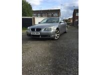 BMW e60 530d auto low mileage perfect condition