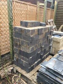 208 blue engineering bricks