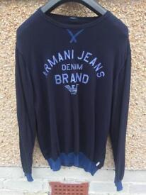 Armani Jumper XL