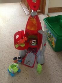 Bundle of ELC Happyland toys