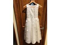 flower girl dress/ first communion dress