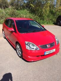 Honda Civic Type R Premier Edition .... Immaculate