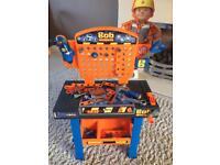 Bob the Builder Tool Bench Kids