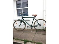 Fred's City Bicycle Boutique Vintage style, great condition, 1 Year old.