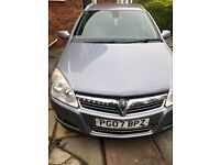 AUTOMATIC Vauxhall, ASTRA, Estate, 2007, Other, 1796 (cc), 5 doors