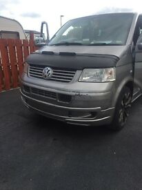 Vw t5 front end for sale