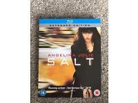 Salt Blue Ray Angelina Jolie