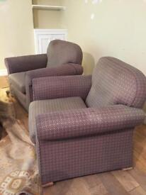 Pair of Living Room Armchairs