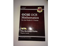 GCSE OCR Maths The Revision Guide, Higher Level- for the Grade 9-1 Course (with Online Edition)