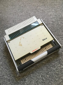 Ibico ibiMaster 400 Comb Binding Machine, Binder