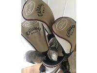 Ladies callaway golf clubs