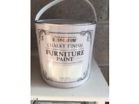 Brand new furniture paint