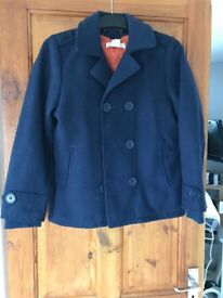 Boys H&M coat age 11-12