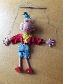 Pelham Noddy Jumpette and Horse Minipup Puppets