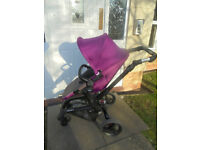 Jane Rider Pushchair