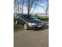 Volvo V70 D5 Estate 2005 55 Manual Metallic Grey 7 Seater