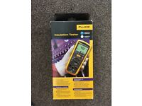 Fluke tester never been used