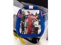 New One direction kids rucksack original packing