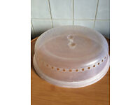 plastic Microwave Cover Anti-Sputtering