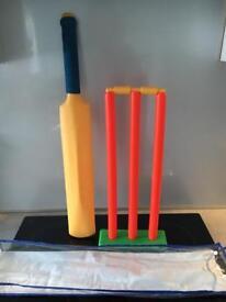 Children's cricket set