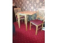 Kitchen dining table - showroom condition