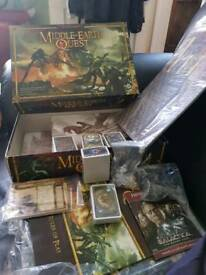 Middle earth quest lord of the rings game